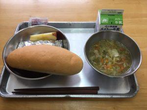 広南小学校給食