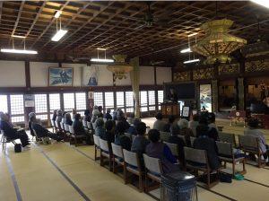 仏教壮年会法座